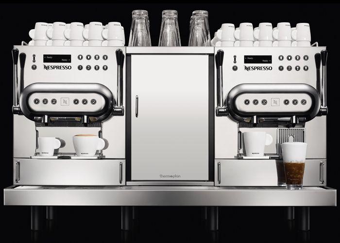 Aguila, la máquina de café para una calidad excepcional en negocios con gran volumen