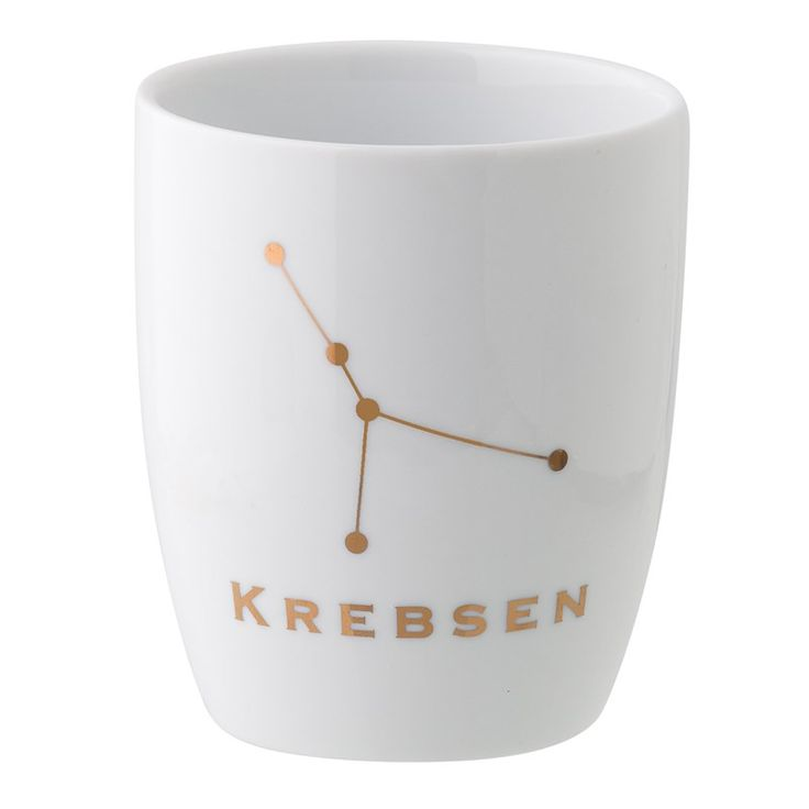 "OPENMIND Stjernetegnskrus ""Krebsen"""