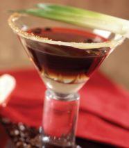 Martini de chocolate y café