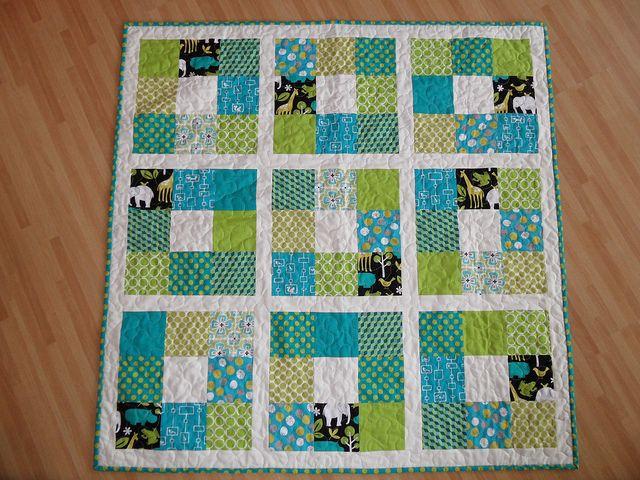 Baby Boy Quilt Patterns   Baby boy quilt   Flickr - Photo Sharing!