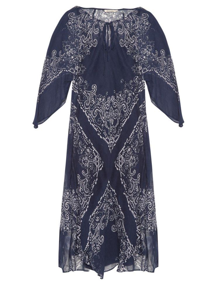 Bonita bandana-print dress | Mes Demoiselles | MATCHESFASHION.COM UK