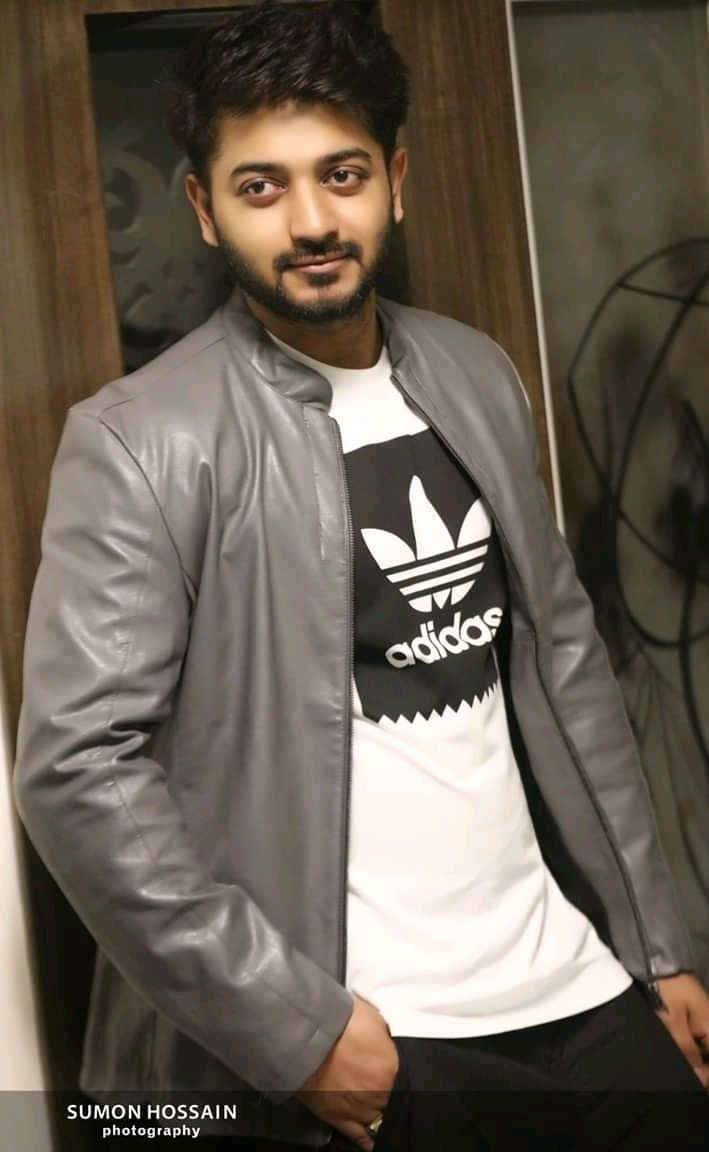 bappy chowdhury | Bangla Star | Jackets, Leather jacket, Leather