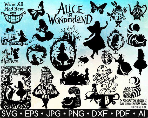90 Alice In Wonderland Silhouette Alice In Wonderland Svg Alice In In 2020 Alice In Wonderland Silhouette Alice In Wonderland Clipart Alice In Wonderland Drawings