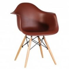 Stoler/Spisebordstoler: Modell TEBE brun