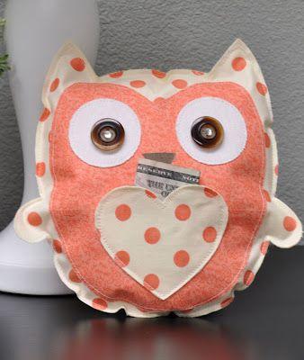 DIY Tooth Fairy Pillow via Silhouette America Blog