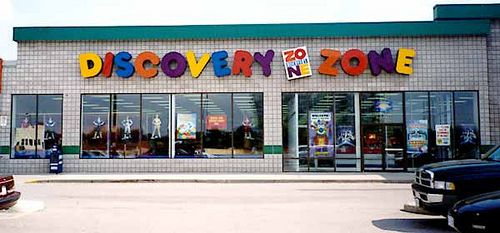 I'm sure these places equaled inevitable illness, but they entertained me all day long with minimal parental supervision - win! #90s