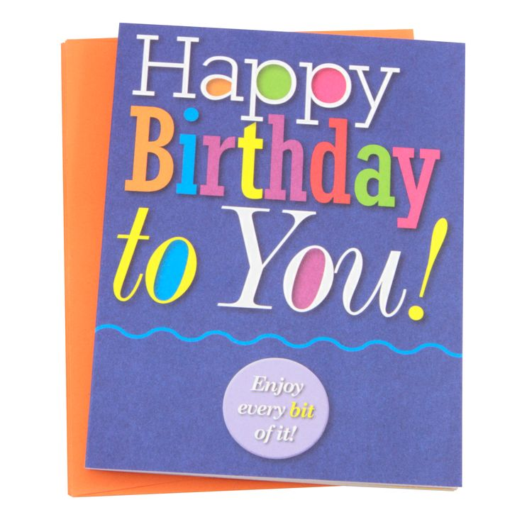 Happy Birthday to You! Note Cards -Be prepared—and consistent—in how you acknowledge your student's special day. These Happy Birthday to You Note Cards are a pleasant surprise.