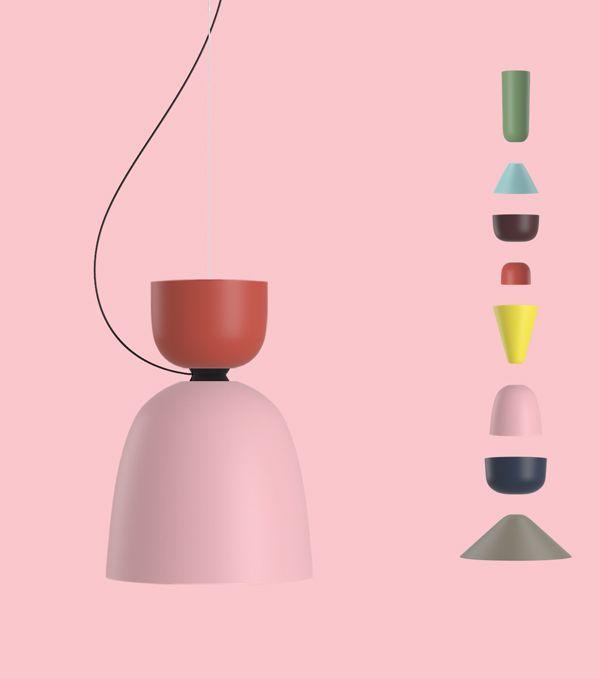 17 best ideas about chandelier floor lamp on pinterest - Modular lighting paris ...