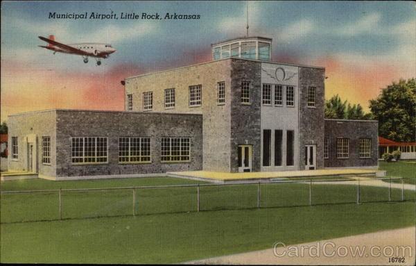 Municipal Airport Little Rock Arkansas Airports