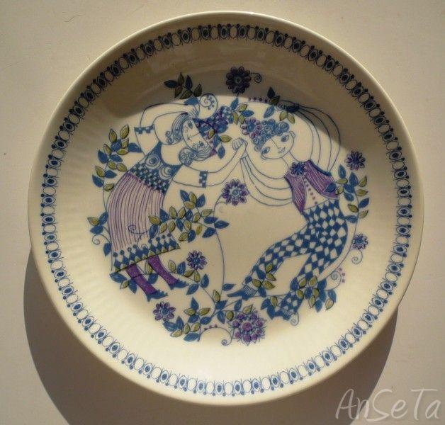 Figgjo Flint Norwegian Pottery Lotte Decor @White Stuff UK #MakesMeHappy