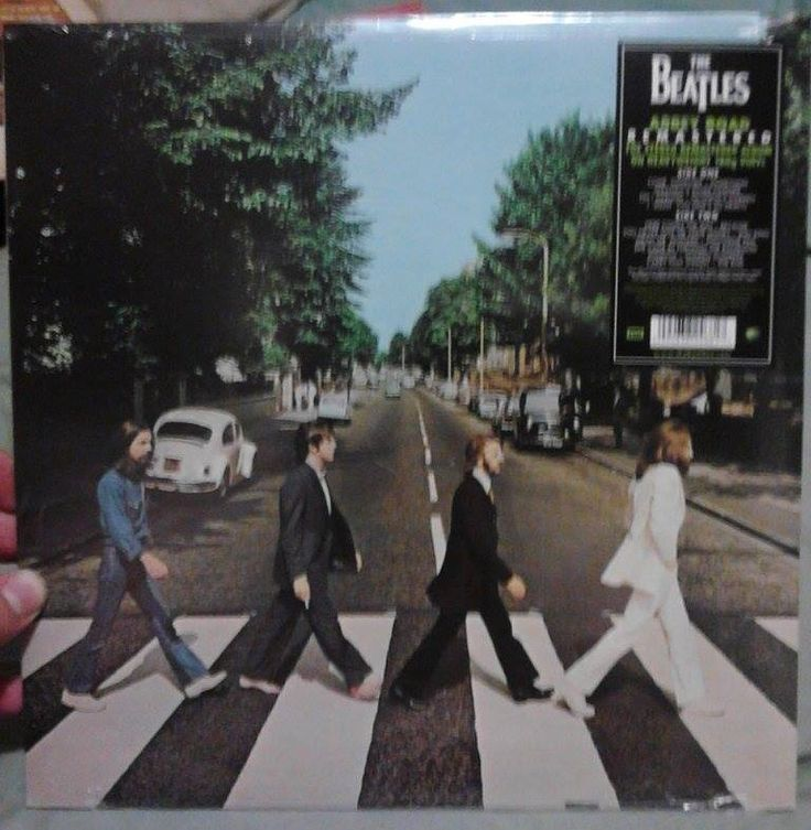 The Beatles  Abbey Road On Vinyl