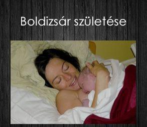 """""""Imádott Kislányomat császármetszéssel szültem 2009-ben. Természetes szülésre készültem, el sem tudtam képzelni, hogy nekem császármetszésem lehet – aztán mégis úgy alakult. Talán minden másképp lett volna, ha nem kérek PDA-t anno. Az, hogy császárral szültem, igen megviselt lelkileg. Amikor újra várandós lettem, a harmadik trimeszterben már élénken foglalkoztatott a második szülés gondolata, nagyon vágytam arra, hogy hüvelyi úton tudjak szülni."""""""