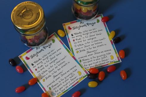 The Jellybean Prayer – FREE Printable! | Happy Home Fairy
