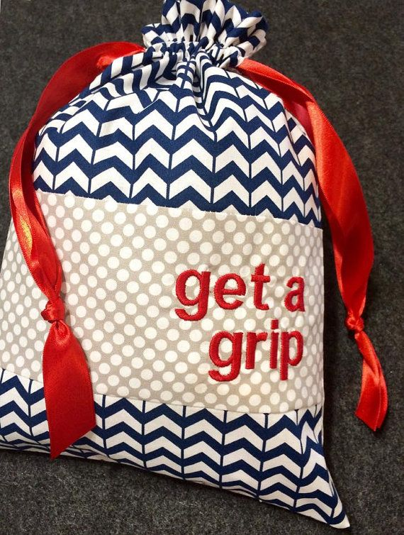 ItemG6 Personalized Gymnastics Grip Bag Get a by ItsAllEyeCandy