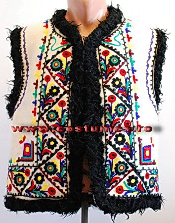 Romanian Men's Traditional Clothing