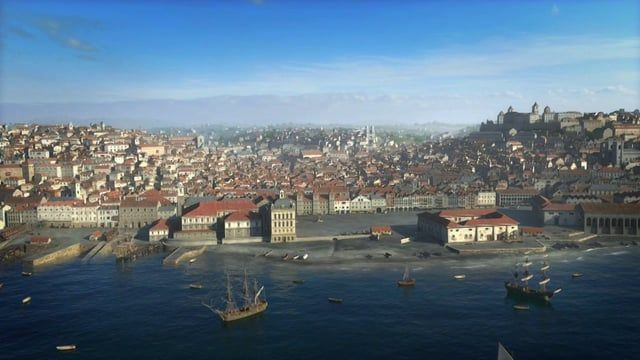 Perfect Storms, Lisbon Earthquake 1755, Opening Shot on Vimeo