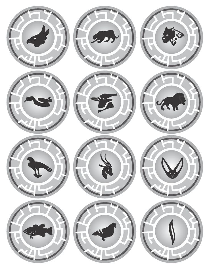 Here's a PDF of some of the Creature Power Discs I've made for my kids, who love Wild Krattsanddressing up as the Kratt brothers. So far it's at 72, but I'll add more as I…