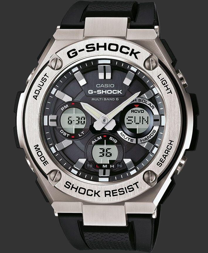 Horloges voor mannen sinds 1983   CASIO G-SHOCK-horloges