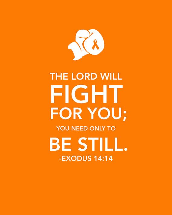 Exodus 1414 Printable Leukemia Cancer Awareness by AmplifyDesign, $5.00