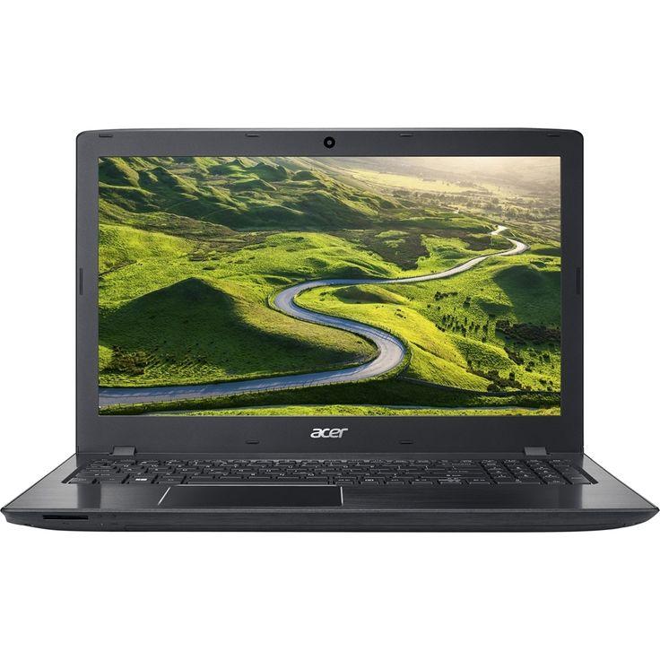 "Acer - Aspire E 15 15.6"" Refurbished Laptop - Intel Core i5 - 8GB Memory - Nvidia GeForce 940MX - 256GB Solid State Drive - Obsidian black"