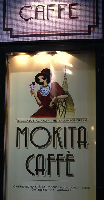 Torino, Piazza San Carlo, Caffè Mokita......quante serate in questo bar!!! Tanti bei ricordi......,