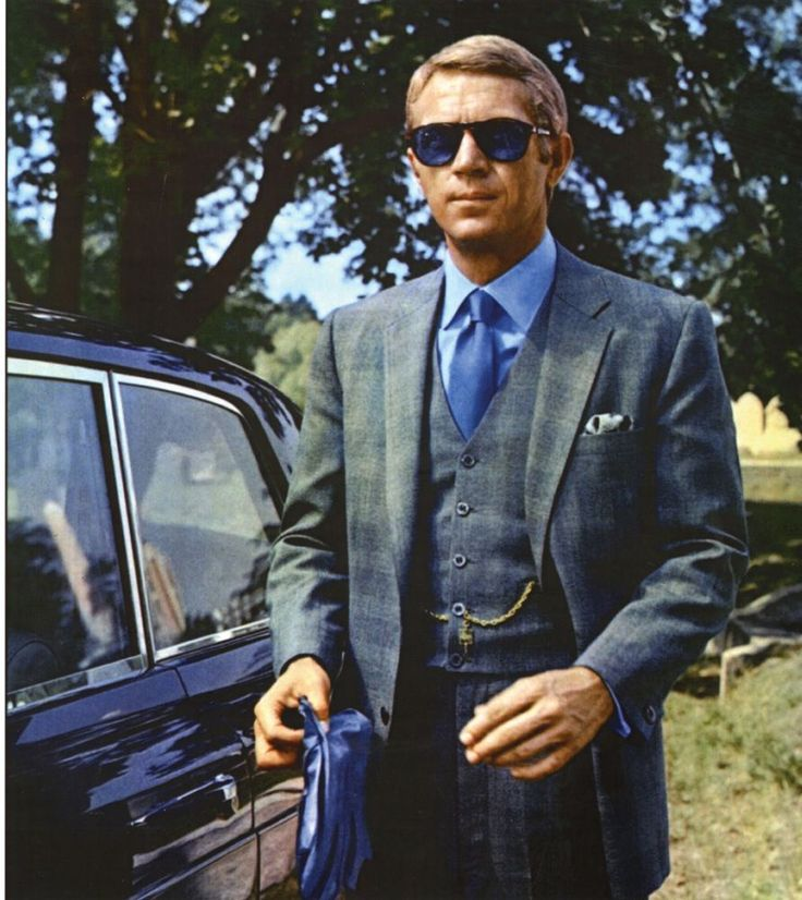 The Steve McQueen  Best Haircuts for Men with Receding Hairlines Steve McQueen