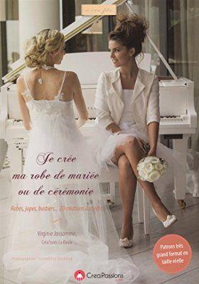 Je crée ma robe de mariée ou de cérémonie