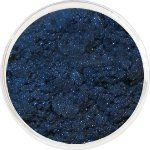 Studio Mineral Makeup Peacock Eyeshadow. Long lasting color. Use wet or dry. Perfect for foiling. Great for sensitive eyes. Bismuth and gluten free.