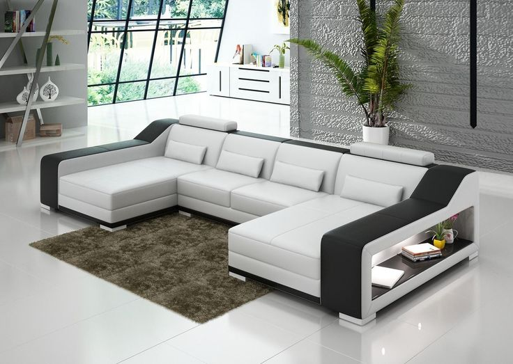 Tufted Sofa Sydney Double Chaise