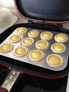 My Mind Patch: HappyCall mini egg tarts