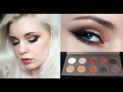ZOEVA Cocoa Blend - Makeup Tutorial! - YouTube