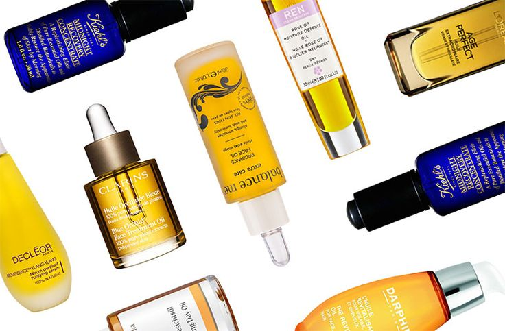 View This Selection Of Skincare #Oils!   The Gloss Report: Facial Oils
