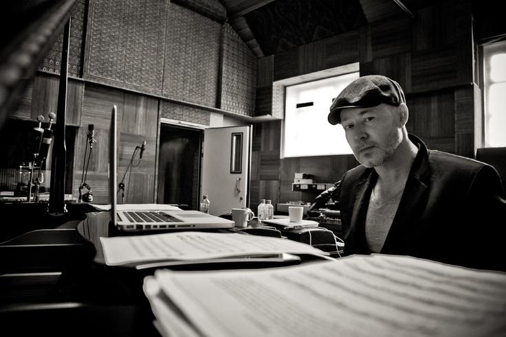 Gregory Darling (photo by Julian Lennon)