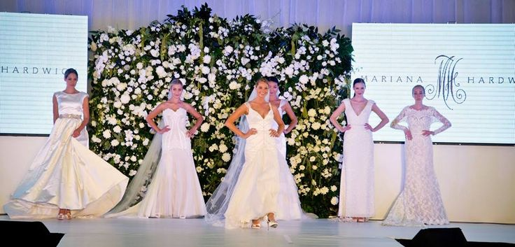 Experience the largest bridal fashion parades in the country, featuring the best couture designers at the upcoming #UltimateBridalEvent in Sydney 31 Jan - 1 Feb! Be the first to see these unique and spectacular creations up close, as this massive catwalk show reveals the latest must have gowns of the season!!