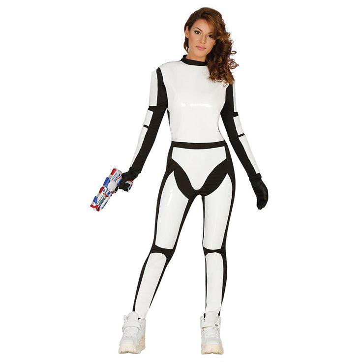 Déguisement Stormtrooper Impériale Femme #déguisementsadultes #costumespouradultes #nouveauté2016
