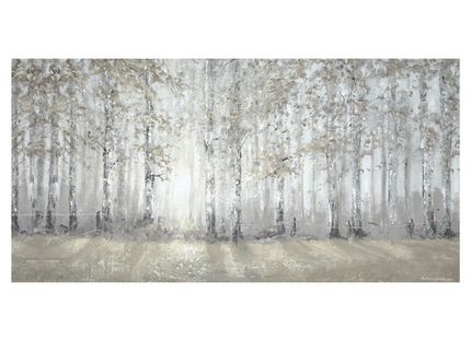 #LauraAshleySS14 I'd love this picture for my dining room because it reminds me of the lake near my old home (I've just moved away) and I'm planning a woodland theme. I love the way the light shines through the trees and the landscape orientation.