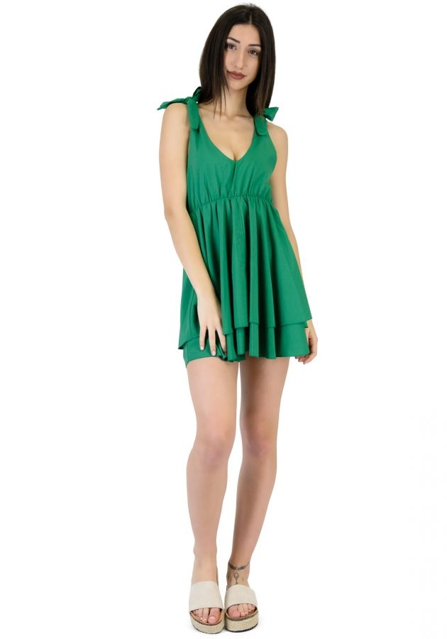 d8cae2678f59 Φόρεμα mini ραντάκι κλος