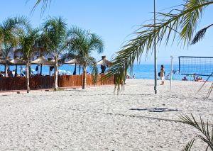 Burriana Beach, Nerja, Spain