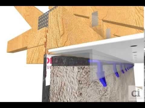 DELTA®-DRY Ventilated Rainscreen - Animation - YouTube