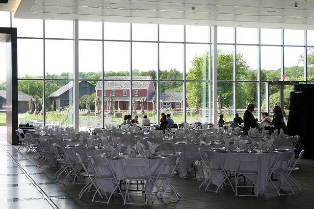 Waterloo Region Museum - Grand Foyer Reception by waterlooregionmuseum, via Flickr