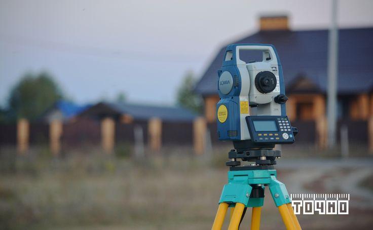 Топографическая съемка земельного участка – это незаменимый инструмент в составлении пакета проектной документации!