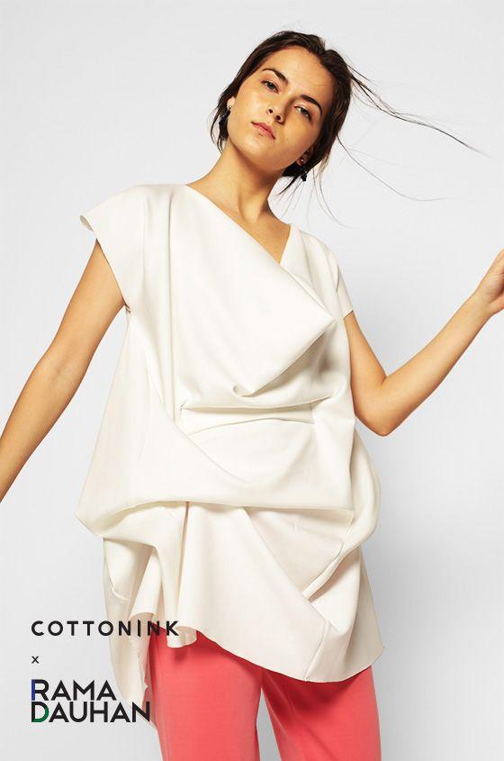 Short Sleeved Amyra | COTTONINK