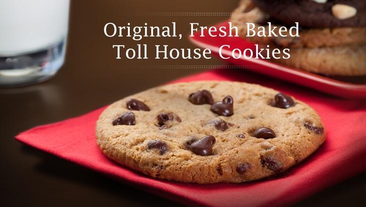 Original Nestle Toll House Chocolate Chip Cookies Recipe — Dishmaps