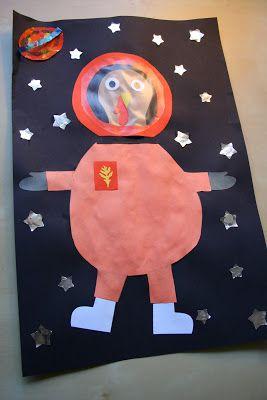 * Turkeys In Disguise... Part 2: Astronaut Turkey (aka Turkey-Not)