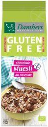 Damhert Muesli chocolade 200 gr Bio