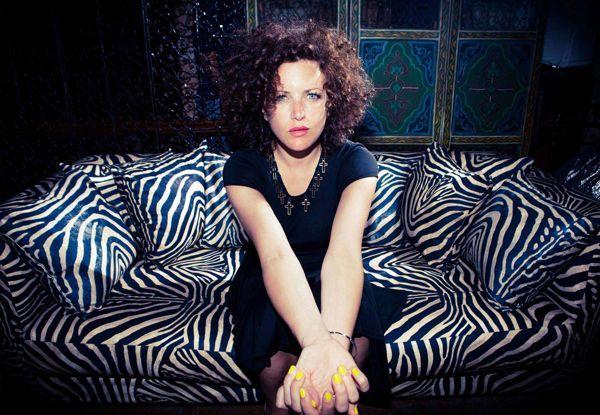 Annie Mac for DJ Mag shot by Kevin Lake