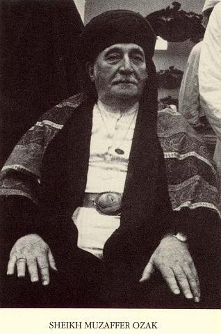 Shaykh Muzaffer Ozak (Turkey) of the Halveti-Jerrahi Order