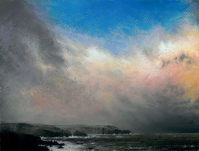 Philip Edwards Wins Heat Three of Sky Arts Landscape Artist of the Year 2016 | Cass Art