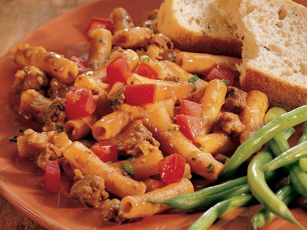 Cheesy Barbecue Casserole | Recipe