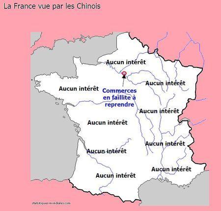 La France vue par les Chinois